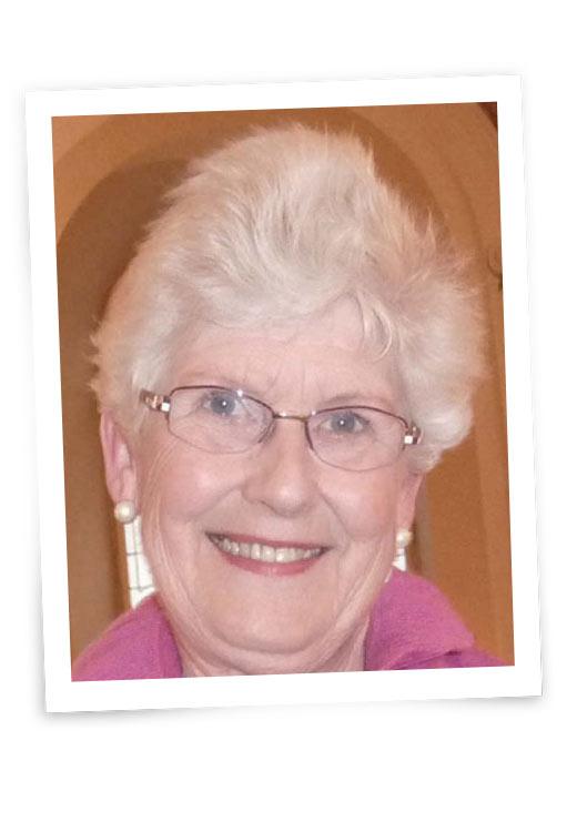 Anne Dearle  JP  NFF  B.Ed