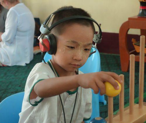 Mandalay School – November 2017