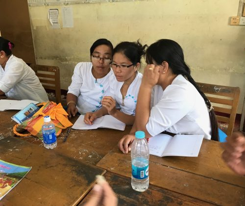 Mandalay School – November 2017