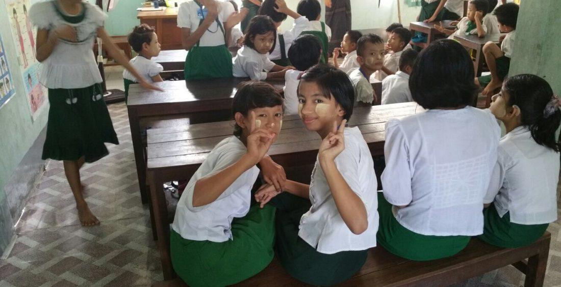 Yangon School – November 2017