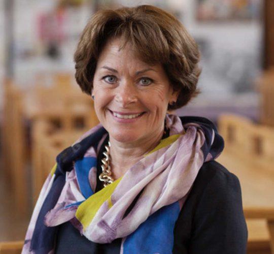 Pauline Edgar BA Hons PGCE