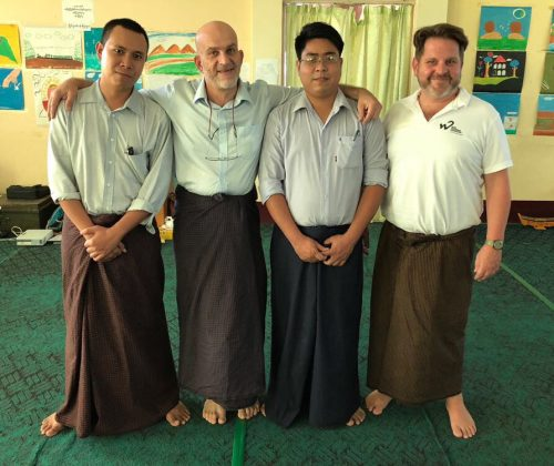 Mandalay Visit 2017