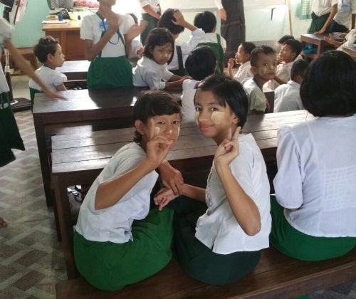 Yangon School – November 2017